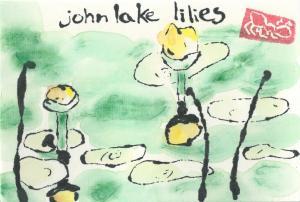 Lilies.JohnLakeGlacierMontana.08-21-13