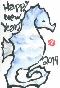 Seahorse.happynewyear.Blue.2013-12-07