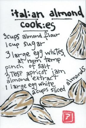 ItalianAlmondCookie.Recipe.26May2014