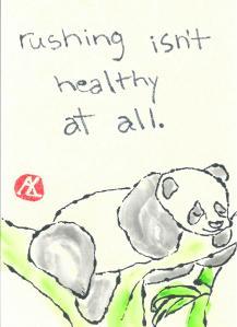panda.RushingIsntHealthyAtAll.04-01-2015